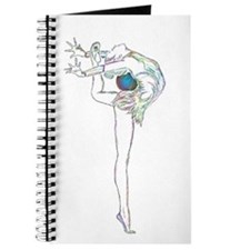 Color Rhythmic Ball Journal