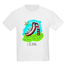I Slide Kids T-Shirt