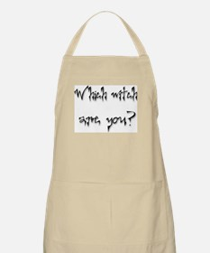 Which Witch Are You BBQ Apron