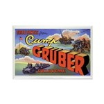 Camp Gruber Oklahoma Rectangle Magnet (10 pack)