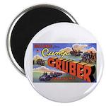 Camp Gruber Oklahoma Magnet