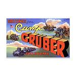Camp Gruber Oklahoma Mini Poster Print