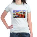 Camp Gruber Oklahoma Jr. Ringer T-Shirt