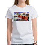 Camp Gruber Oklahoma (Front) Women's T-Shirt