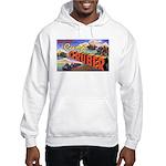 Camp Gruber Oklahoma (Front) Hooded Sweatshirt