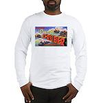 Camp Gruber Oklahoma (Front) Long Sleeve T-Shirt