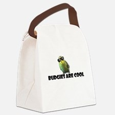 Budgies are Cool Canvas Lunch Bag