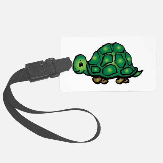 turtle4.jpg Luggage Tag