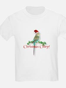 Christmas Budgie T-Shirt