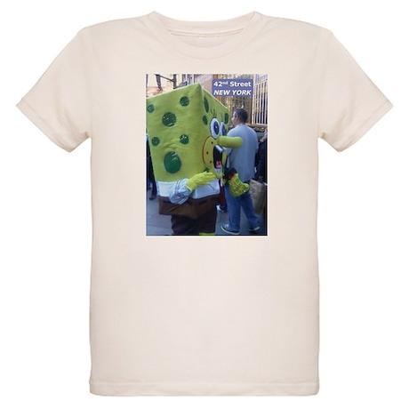 42nd St. Spongebob Organic Kids T-Shirt
