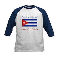 Patria y Libertad Cuba Tee