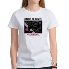 Cause of Death Tee