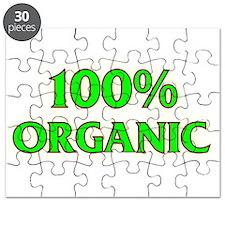 100%organic Puzzle