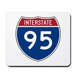 Interstate 95 Mousepad