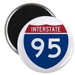 Interstate 95 Magnet