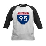 Interstate 95 Kids Baseball Jersey