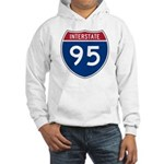 Interstate 95 Hooded Sweatshirt