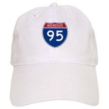 Interstate 95 Baseball Cap
