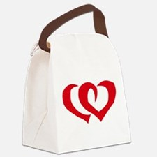 19924197red.png Canvas Lunch Bag
