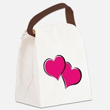 00304919pnk.png Canvas Lunch Bag