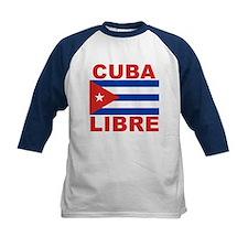 Cuba Libre Free Cuba Tee