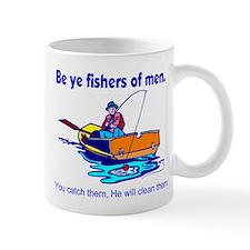 Be ye fishers of men Mug