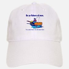 Be ye fishers of men Baseball Baseball Cap