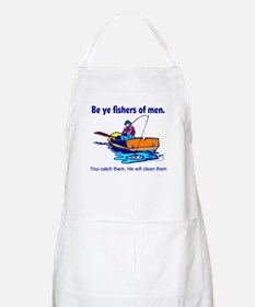 Be ye fishers of men Apron