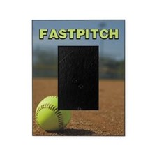 Fastpitch Softball Picture Frame