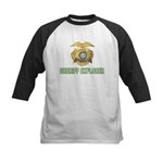 Sheriff Explorer Kids Baseball Jersey