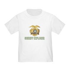 Sheriff Explorer Toddler T-Shirt