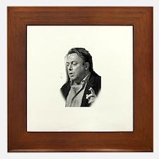 Hitch-slapped Framed Tile