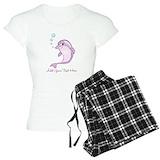 Cute T-Shirt / Pajams Pants