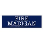 Fire Madigan Sticker (Bumper 10 pk)