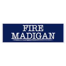 Fire Madigan Sticker (Bumper)