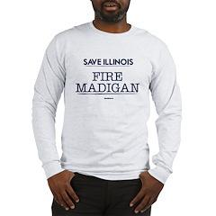 Fire Madigan Long Sleeve T-Shirt