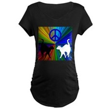 Peace Cats T-Shirt