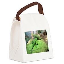 iguanna2 Canvas Lunch Bag