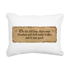 Small Mug.png Rectangular Canvas Pillow