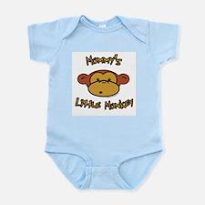 Mommy's Little Monkey Infant Creeper