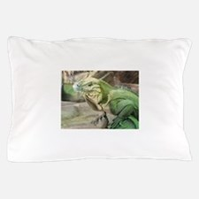 Iguana Pillow Case