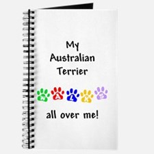 Australian Terrier Walks Journal