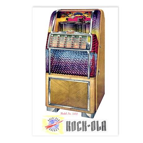 Rocket Model 1432 Postcards (Package of 8)