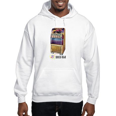 Rocket Model 1432 Hooded Sweatshirt