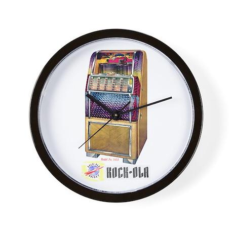 Rocket Model 1432 Wall Clock