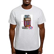 Super Rocket Model 1434 Ash Grey T-Shirt
