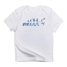Argentinian Soccer Evolution Infant T-Shirt