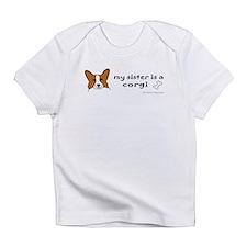 corgi Infant T-Shirt