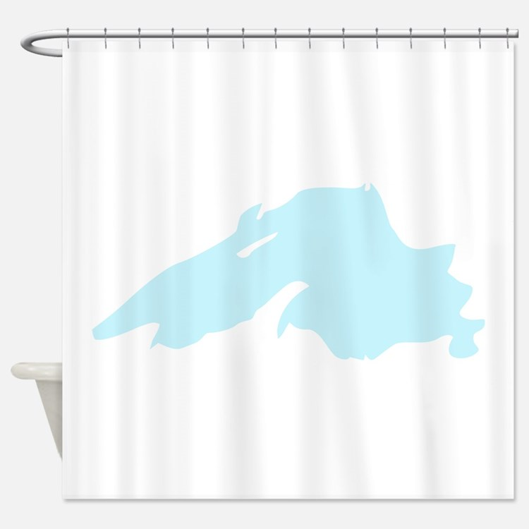 2-superior.jpg Shower Curtain