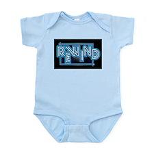 Rewind Band Infant Bodysuit